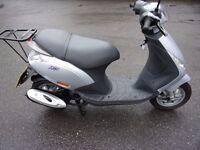Piaggio Zip 50cc Scooter For Sale 2007