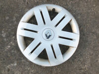 Renault Wheel Trim.