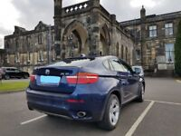 BMW X6 FOR HIRE CENTRAL SCOTLAND AND SURROUNDING AREAS
