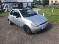 Ford KA needs minor repair electric drop top