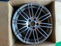 "Genuine BMW Style/Type 269 Alloy Wheel (Staggered Rear 19"") - *CRACKED*"