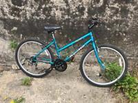 Apollo fever girls bike