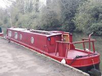2008 44ft narrowboat