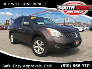 2010 Nissan Rogue SL, ALL WHEEL DRIVE, SUNROOF, MINT!!!