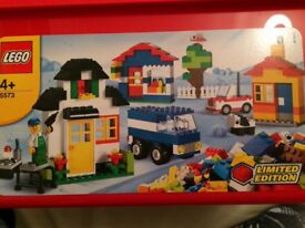 Lego 5573 limited edition set, brand new