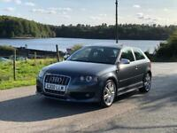 AUDI S3 QUATTRO 8P SUNROOF 400+BHP HYBRID TURBO/MILLTEK NOT GOLF R /GTI/GTD/RS4/CUPRA/BMW/RS3