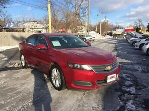 2014 Chevrolet Impala 1LT- LEATHER INTERIOR, REAR VIEW CAMERA, B Windsor Region Ontario image 1