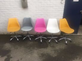 Various chairs - Office/Dinning