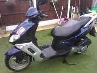 PEUGEOT SUM UP 125CC SCOOTER 2009 MODEL