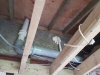 Ats dry,wet rot treatment, repairs water damage to my home. business