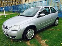 Vauxhall Corsa edit 1.4 i 16v Design 3dr (a/c) Auto Very Low mileage Clean Example