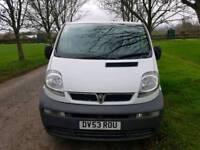 Vauxhall Vivaro 1.9 Swb Van