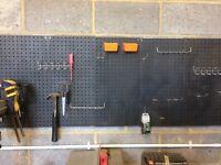 workshop wall storage