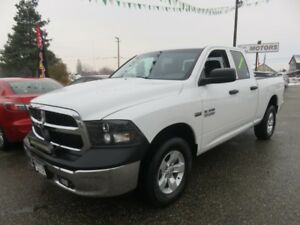 2014 Ram 1500 SXT-Front Light Bar, Power Train Warrant