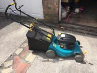 Tesco petrol self propelled lawn mower spares or repair