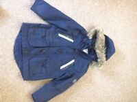 Boys J Jeans coat