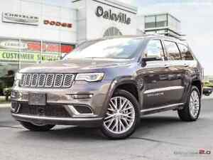 2017 Jeep Grand Cherokee SUMMIT | HEMI | NAV | PANO ROOF | DARK