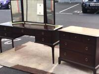 STAG Dressing Table & Chest of Drawers (@07752751518)