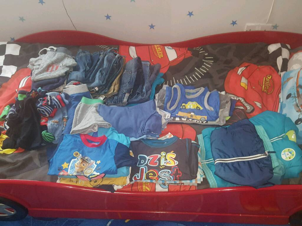 Boys clothes 12-18 18-24