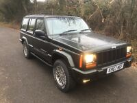 jeep cherokee excellent condition drives superb