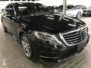 2016 Mercedes-Benz S-Class S550-4MATIC-NAVI-360 CAMERA-ACC-ONLY