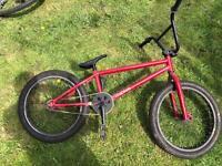 Mafia kush bmx stunt bike