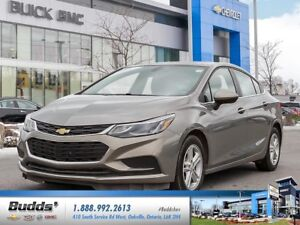 2018 Chevrolet Cruze LT Auto 0% for up to 24 months O.A.C.!