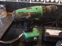 Various Power tools - Drill, saw, sander