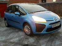 BARGAIN 2007 CITROEN C4 PICASSO DIESEL WITH LOW MILEAGE SWAP OR SALE