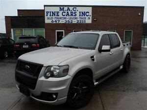 2008 Ford Explorer Sport Trac 4.6L - ADRENALIN - NAVI - LEATHER