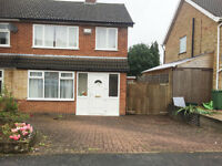 LARGE, MODERNISED SEMI DETACHED 3 BED FAMILY HOUSE IN OADBY - AVAILABLE 5TH SEPTEMBER - £825 PCM