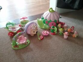 Happyland fairy collection