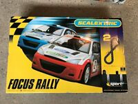 Scalextric Focus Rally Sport