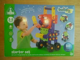 Early Learning Centre Build It Starter Set