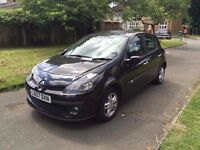 Renault Clio 1.5 dCi Dynamique 5dr, £30 TAX YEARLY, 6 MONTHS FREE WARRANTY