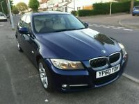 BMW 320 D LIMITED EDITION EXCLUSIVE SALOON(2011)2.0-DIESEL