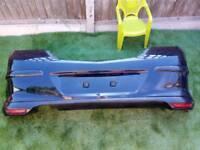 Vauxhall astra sri 3rd door rear bumper
