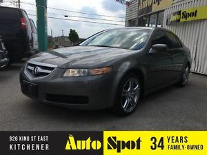 2006 Acura TL LEATHER/LOADED!/VERY DESIRABLE CAR !