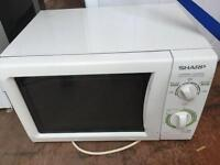 Sharp microwave, good clean fully working condition.