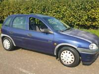automatic Vauxhall Corsa 1.4 gls - 53000 miles 1 owner from brand new