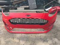 Ford Fiesta st line 2018 2019 2020 genuine front bumper for sale