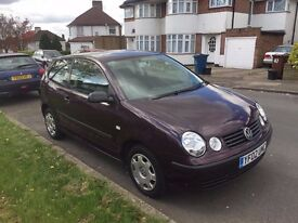 Volkswagen Polo 1.2 E 3dr, 6 MONTHS WARRANTY, 2 OWNER,FULL SERVICE HISTORY