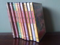 9 Only Fools and Horses feature length and complete series DVDS