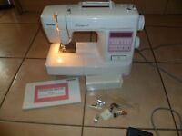Brother Boutique 15 Decorative stitch sewing machine