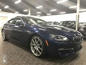 2013 BMW 6 Series 650I XDRIVE-NAV-NIGHT VISION-B&O SOUND-54K
