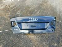 AUDI A6 C6 FACELIFT / FACE BOOT LID / BOOTLID / TAILGATE / TAIL GATE BLACK
