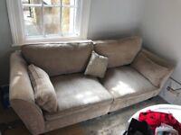 Three Seater Ashley Manor Sofa for sale