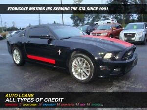 2014 Ford Mustang LEATHER / BACK-UP CAM