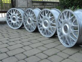 15'' BBS 4x100 alloys VW golf POLO lupo AROSA inca CADDY civic COROLLA mx5 BMW E30 corsa ASTRA