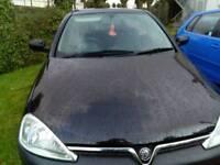Corsa, 2003 no mot, no tax, 99882 miles